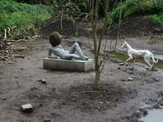 PIERRE HUYGHE | UNTILLED, 2012. INSTALLATION VIEW DOCUMENTA, KASSEL, 2012