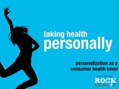 rock-report-personalization by Rock Health via Slideshare