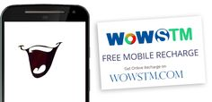 Wowstm provides online recharge facility with lots of exciting offers for every recharge. #rechargeonline, #mobilerecharge, #phonerecharge, #easyrecharge, #quickrecharge, #excitingoffers