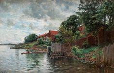 Johan Ericson (Swedish, 1849 — 1925