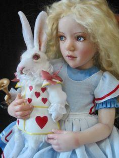 Jane Bradbury Collectible Dolls