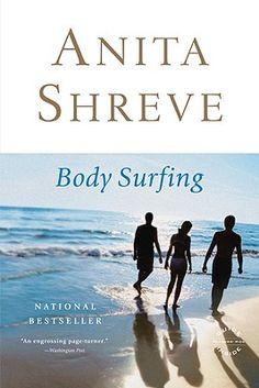 body surfing... love anita shreve!