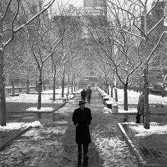 Vivian Maier photography: March 18, 1955, New York, NY