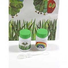 The Very Hungry Caterpillar Party Bubbles-The Very Hungry Caterpillar Party Supplies-The Party Company