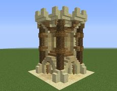 This is page where all your Minecraft objects, builds, blueprints and objects come together.