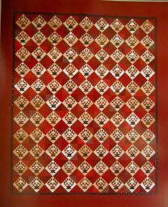Cherry Baskets quilt.