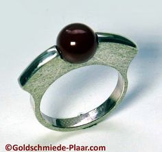 Silberring mit Karneol – silver ring with carneol