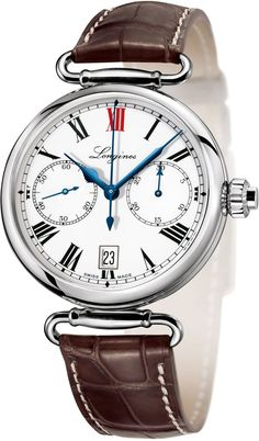 longineswatches Column Wheel Chronograph