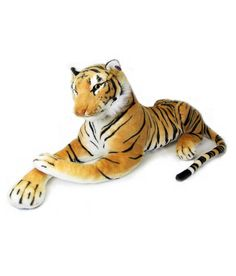 Deals on Giant Stuffed Tiger Animal - Loot India Deals Cute Tigers, Pet Tiger, Pet Toys, Tigger, India, Disney Characters, Stuff To Buy, Animals, Shopping