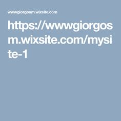 https://wwwgiorgosm.wixsite.com/mysite-1