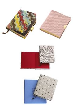 The new Smythson Fashion Diaries will put you in the good books with McQueen, Valli, Posen and Missoni (Vogue.com UK)