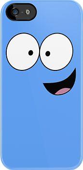 WANT!     Blooregard Q. Kazoo iPhone 5 case