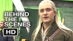 The Hobbit: The Desolation of Smaug Production Blog #11 (2013) HD - this is such a cute and funny behind the scenes video! :)