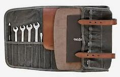 leather tool roll - Google Search