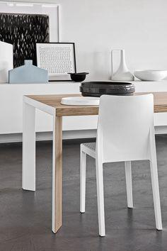 New Lam table by Calligaris #Calligaris #dawsonandco