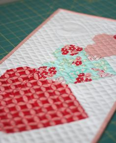 I Heart You Mini Free Pattern by Cluck Cluck Sew