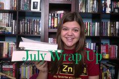 July Wrap Up 2015