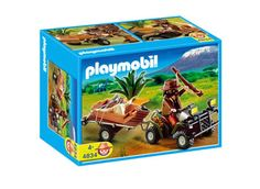 Playmobil Poacher with Quad Bike and Trailer [TSPM4834] - ₹1,199.00 : Toyzstation.in, The online toys store