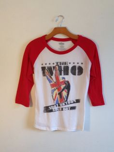 THE WHO band tee, The Who, The Who shirt, Size Medium on Etsy, $18.00