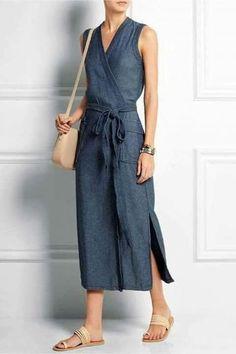 50 Lovely Denim Dressing Ideas For Summer