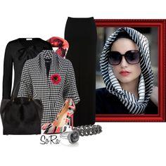 Hijab by sans-moderation on Polyvore