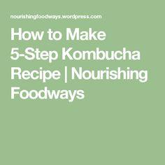 How to Make Kombucha Recipe Kombucha Flavors, Kombucha Recipe, Smoothie Drinks, Smoothies, Kombucha Mushroom, Kombucha Benefits, Kombucha How To Make, Apple Cider Vinegar, Kefir