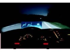 nightvision camera improved driver s night perception marketresearch