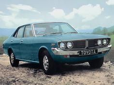 Toyota Corona Mark II   1972