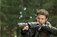 Jeremy Renner is Hansel! See Hansel & Gretel: Witch Hunters 3D January 25th!