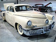 "The Tucker would have been a wonderful, revolutionary automobile had it survived the ""major"" automakers onslaught.  My father was one of the first to put a down payment on one."