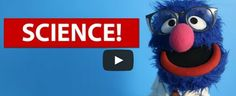 Science Experiments with Grover!  This video is FUN, EDUCATIONAL, and SO HILARIOUS!