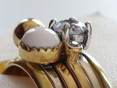 www.labricole.net Gemstone Rings, Gemstones, Jewelry, Jewlery, Gems, Jewerly, Schmuck, Jewels, Jewelery