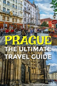Prague is one of the best cities in Europe to travel. Check out our Prague ultimate travel guide to explore this amazing city.