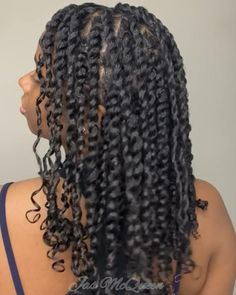 Protective Hairstyles For Natural Hair, Natural Hair Twists, Natural Curls, Natural Twist Hairstyles, Long Natural Hair, Hair Twist Styles, Curly Hair Styles, Natural Hair Styles, Natural Hair Tutorials
