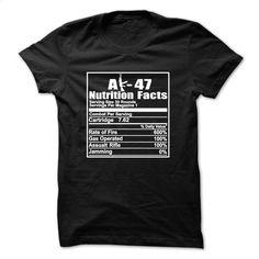 Ak-47 Nutrition  T Shirt, Hoodie, Sweatshirts - custom made shirts #Tshirt #style