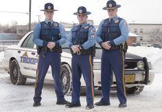 Of The Alaska State Troopers Theft Supression Unit Are Tim Cronin