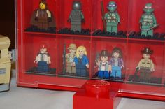 Lego Walking Dead characters ~ my nephew Jacob would die to have all of these!!!