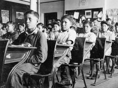 Canadian Aboriginal genocide- children died in horribly abusive residential schools through Canada between at the hands of Catholic, anglican, and united officials with the help and aid of the Canadian gov't . Residential Schools Canada, Indian Residential Schools, Canadian History, Us History, History Pics, American History, Canada Day, Aboriginal Children, Aboriginal Education