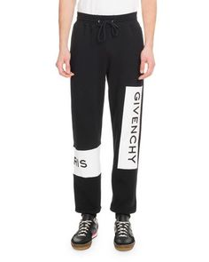 Pants with Lateral Stripe Spring/summerGivenchy a5XGAE8