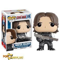 Winter Soldier POPVinyl