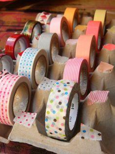 fun masking tape collection