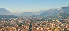 Quartiers de Grenoble