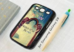 Theres a rainbow quotes - design case for