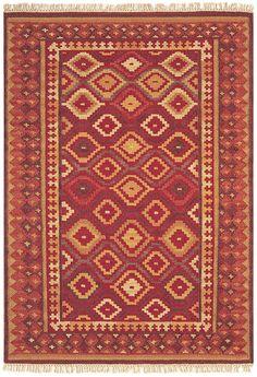 Teppich Wohnzimmer Carpet Modernes Design SLOAN STREIFEN RUG 55 Baumwolle 45 Wolle 120x170 Cm Rechteckig Beige