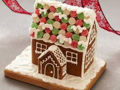 Gingerbread House Recipe : Food Network