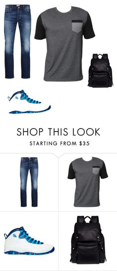 """My best friend on Fleek and will always be lit"" by noxyfox ❤ liked on Polyvore featuring Jack & Jones, Billabong, NIKE, Lanvin, men's fashion and menswear"