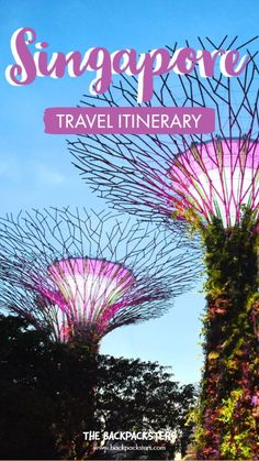 What to see in Singapore? How many days to spend in Singapore? Things to do in #Singapore #travelguide #itinerary #budgettips