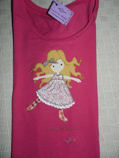 camiseta personalizada. Camisetas elena .