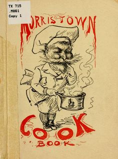 The Morristown cook book