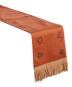 Another great find on #zulily! Rust Ranch Brands Table Runner by Cowboy Living #zulilyfinds